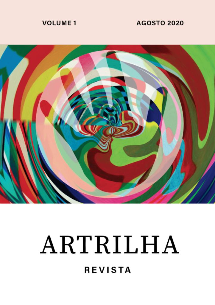 capa da primeira edição da revista artrilha