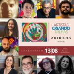 primeira edição revista artrilha lançamento publicidade agosto 2020