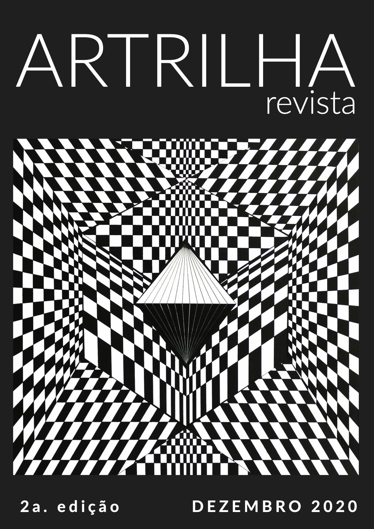 Revista Artrilha: segunda edição capa